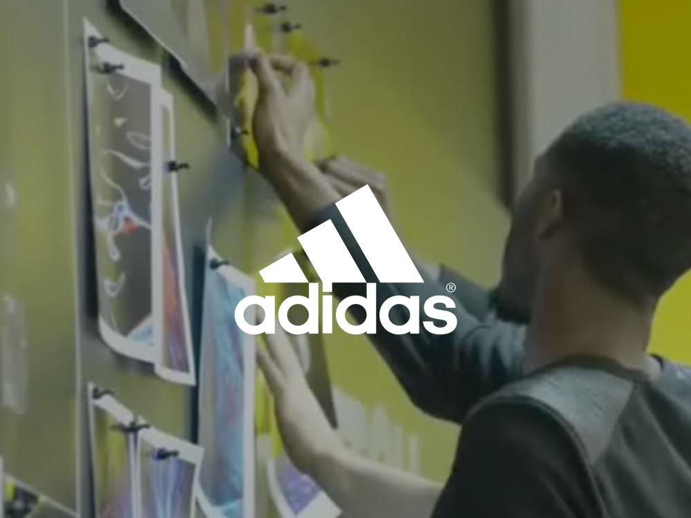 Adidas Football - Glitch App video - Design, Hip Hop beats by Turreekk Music