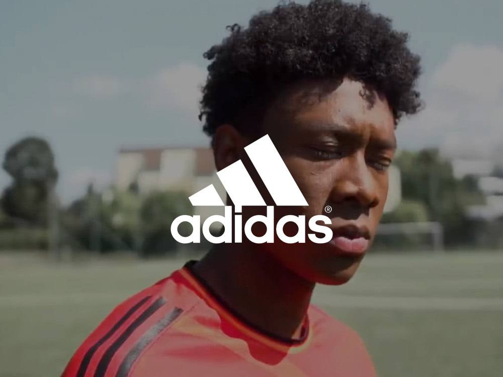 Adidas Football - Here To Create - David Alaba. Hip Hop beat by Turreekk Music