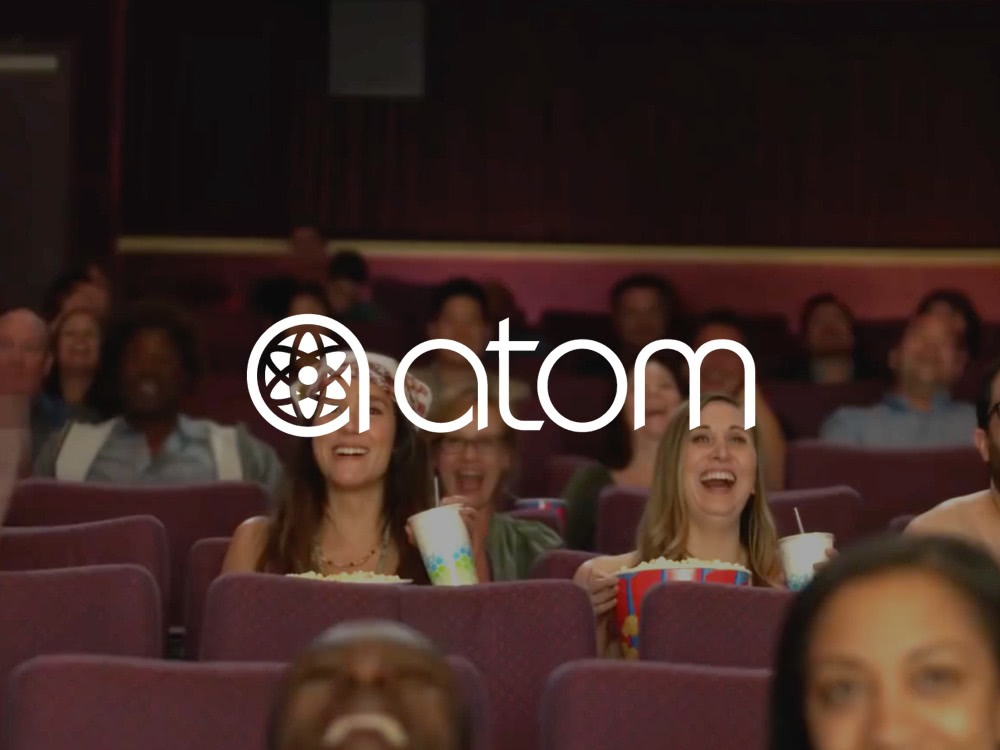 Atom Tickets - Clothing Optional, TV commercial/ad by Turreekk Music