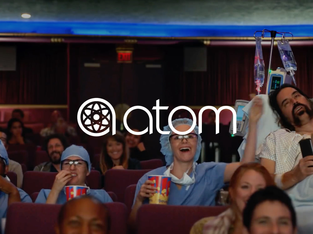 Atom Tickets - Doctors Orders, TV commercial/ad by Turreekk Music