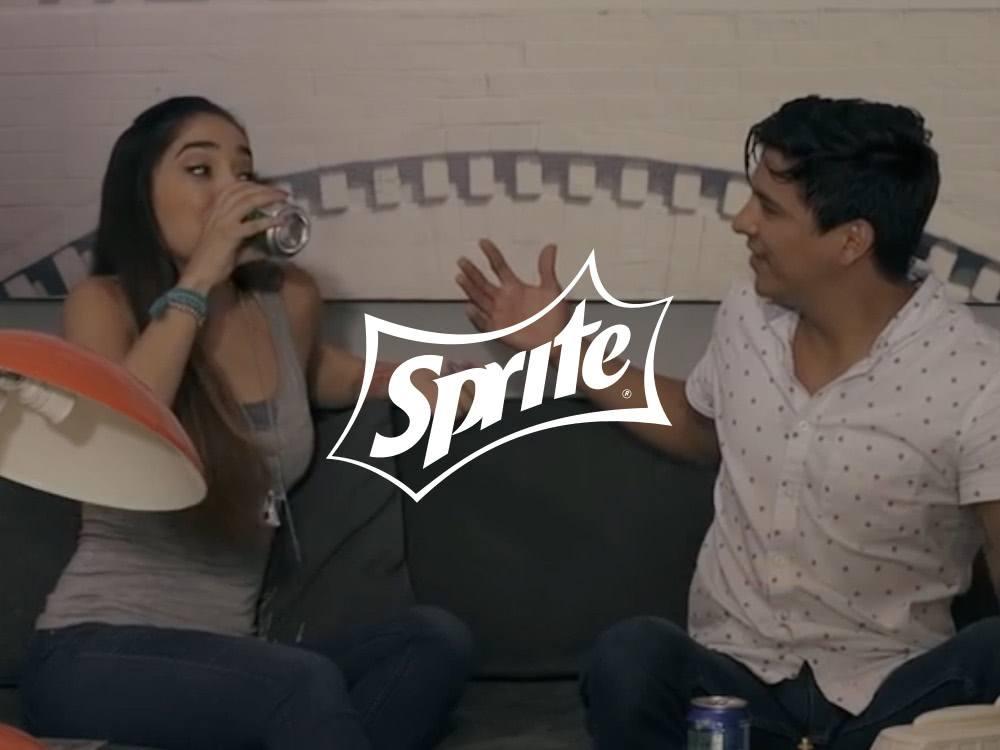 Sprite - #BornToRFRSH Transporte Público, TV Ad, music by Turreekk Music