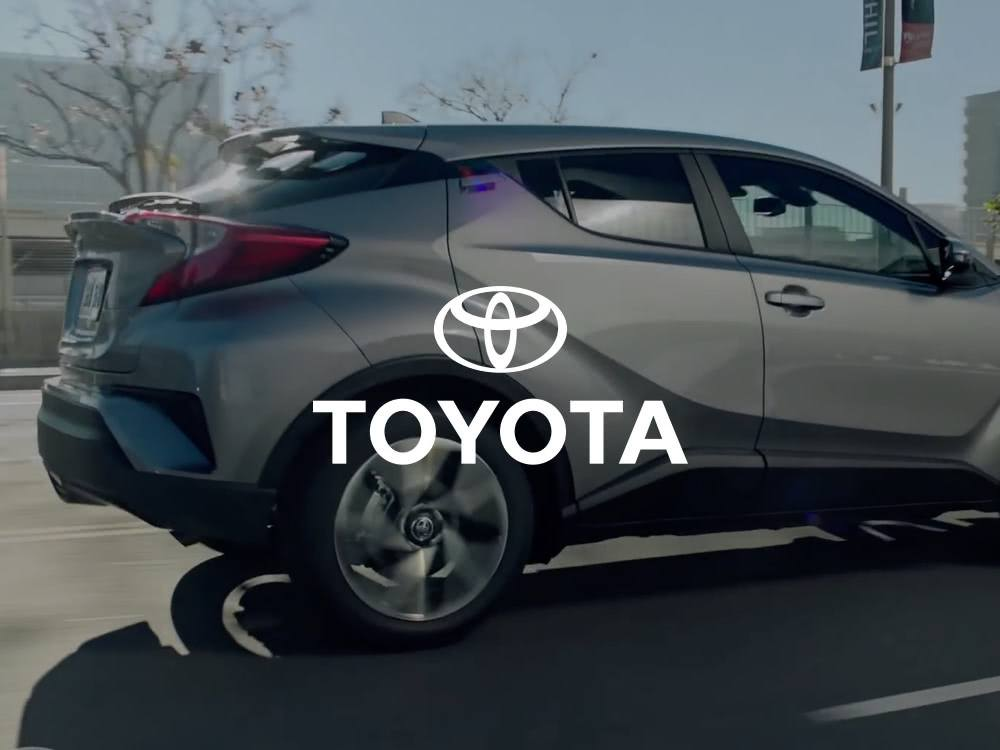 Toyota - The First-Ever Toyota C-HR, sync music by Turreekk Music