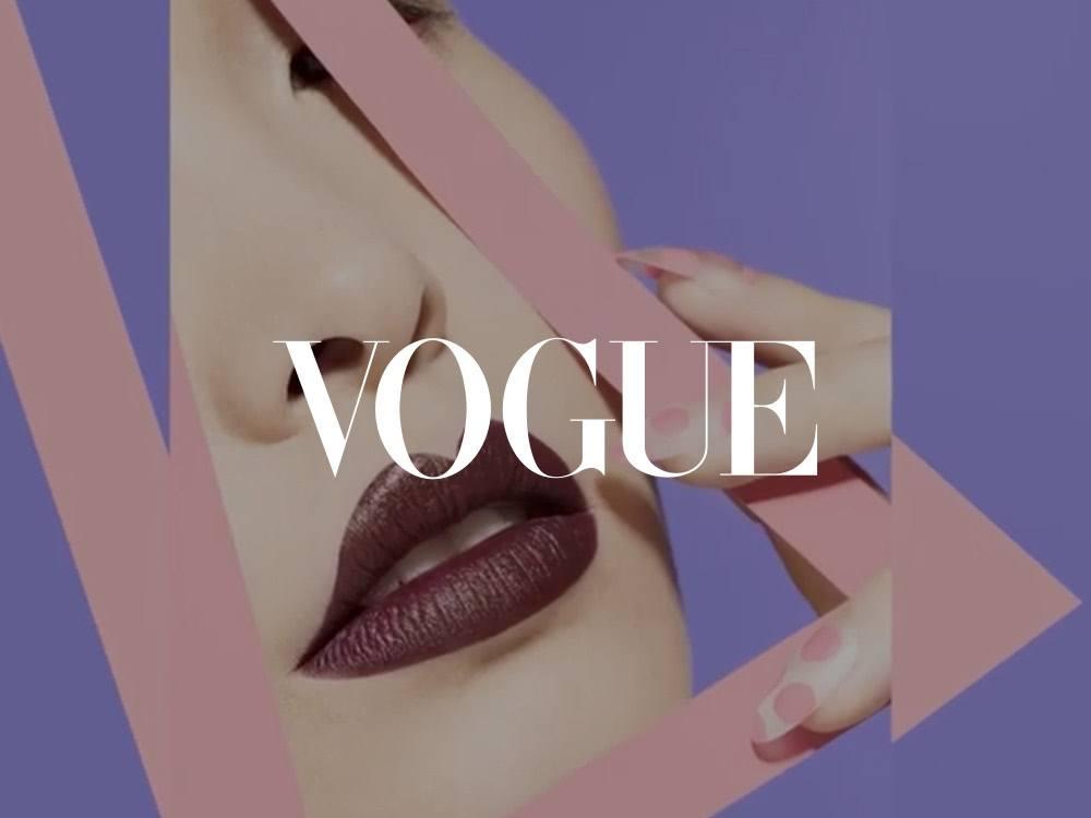 Vogue - New Lip Beauty (Instagram), bespoke music by Turreekk Music